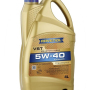 RAVENOL TURBO VST 5W-40 4L 1111136-004-01-999