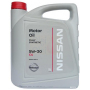 Nissan Motorový olej Fully Synthetic 5l 5W-30 C4 DPF KE900-90043